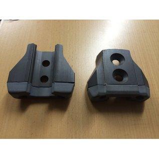 2 Stück / Lewmar Size 2 Impact End Stop / Le 29905200 / Boot / Traveller / Selbstwendefock