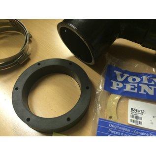 Volvo Penta Borddurchführung 828295 Wassergekühlte Abgasleitung / Boot