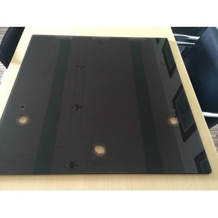 Lewmar Ersatzglas Flush Hatch Luke Sz 70 Decksluke 697 x 697 mm