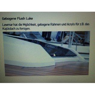 Lewmar / Luke / Flush / Hatch / 2 G / Kasko / Boot / Hanse / Gebogen /