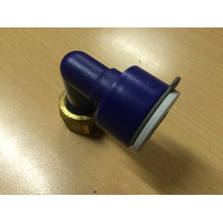 "RK UniQuick Winkelverbinder 1/2"" 12mm"