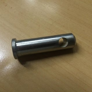 Steckbolzen / Bolzen / Splint / Edelstahl A4 / Selden 15 x 54 mm Splintbolzen Typ 8