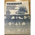 Yanmar 1GM 3GMD 3 HM
