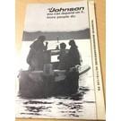 Außenborder 85/115/135 Johnson