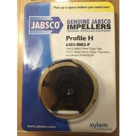 Jabsco Impeller 6303-0003-P