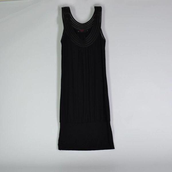 Zwarte jurk (S)