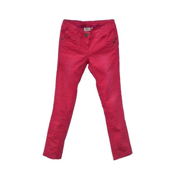 Roze kinderbroek (134, S/XS)