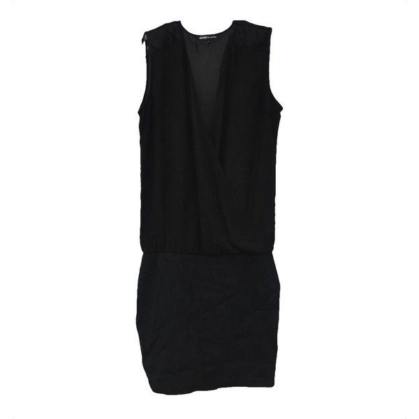 Zwarte jurk van Eksept (S)