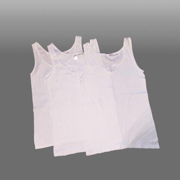 3-pack hemden (L)