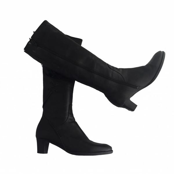 Zwarte laarzen (38,5)