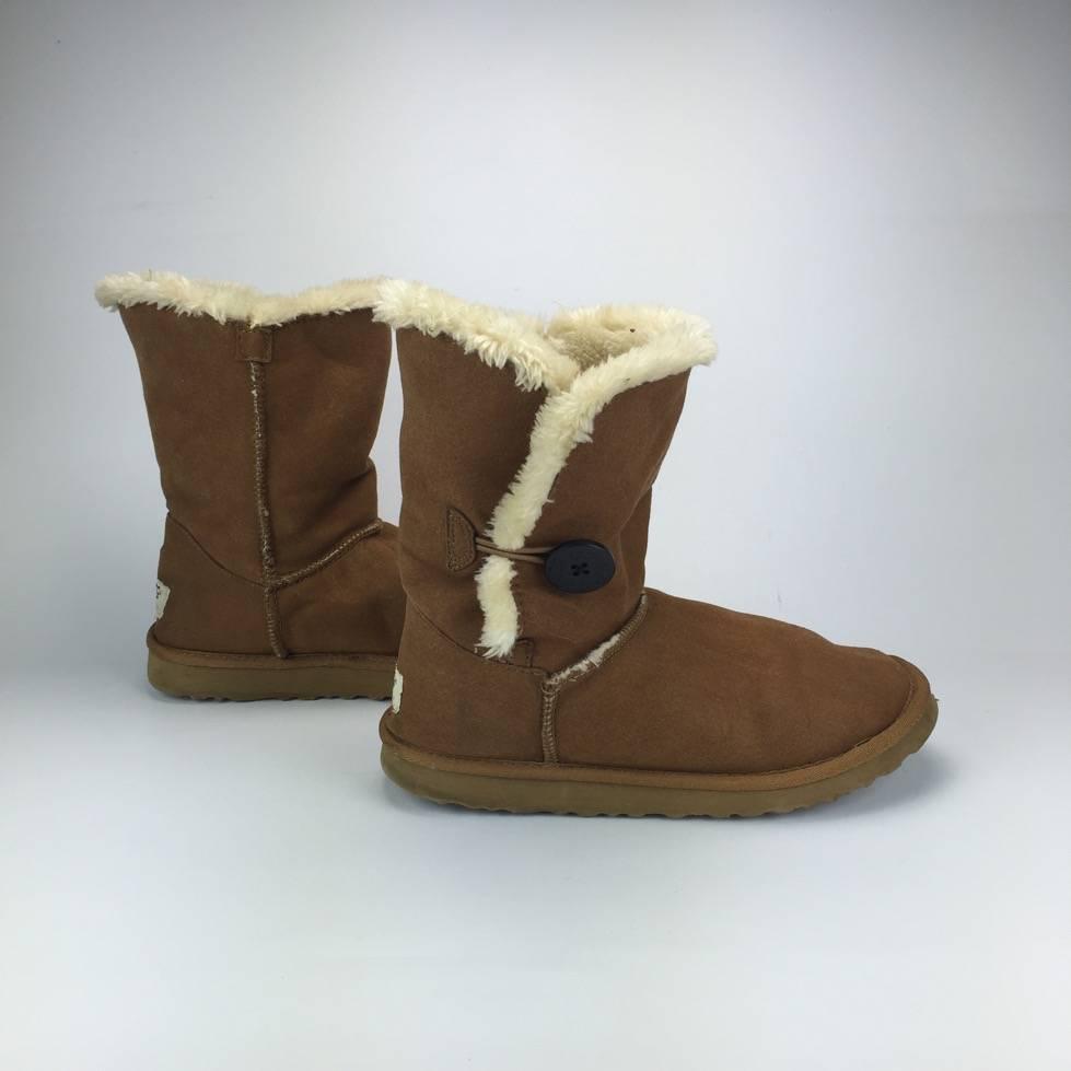 ec6c1e78deb get frauen ugg bailey button triplet boots in grau 3169 sale 7e76f 36be5