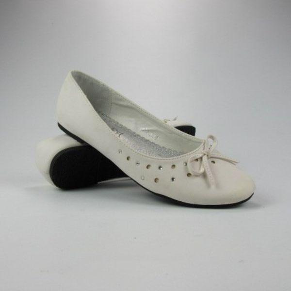 Witte ballerinas (38/39)