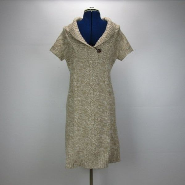 Gebreide jurk (S)