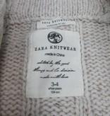 Zara Gebreid vest (104)