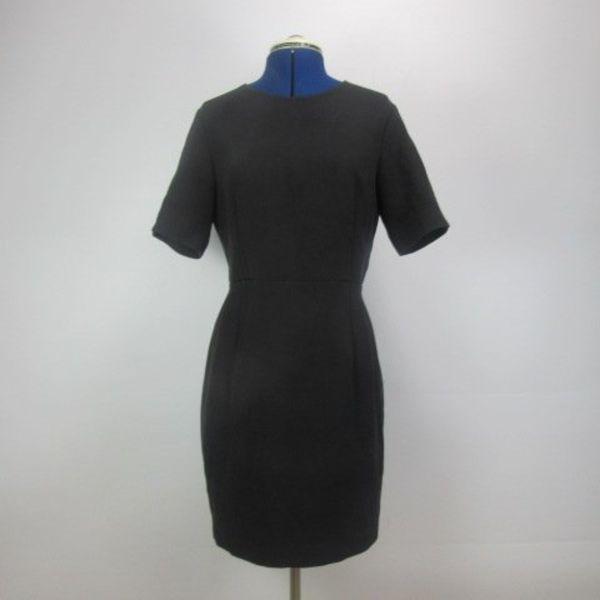 Zwarte jurk (L)
