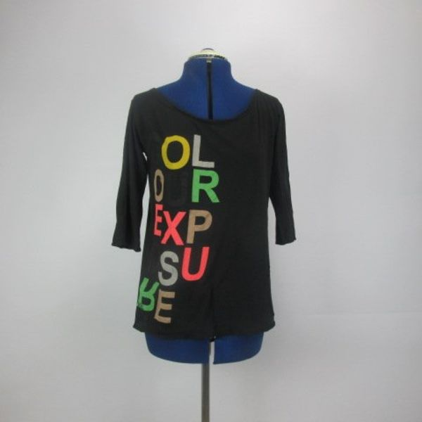 Shirt met halflange mouwen (40)