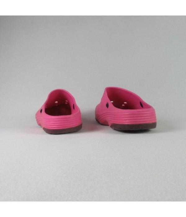 Tientje of minder Roze slippers (38)