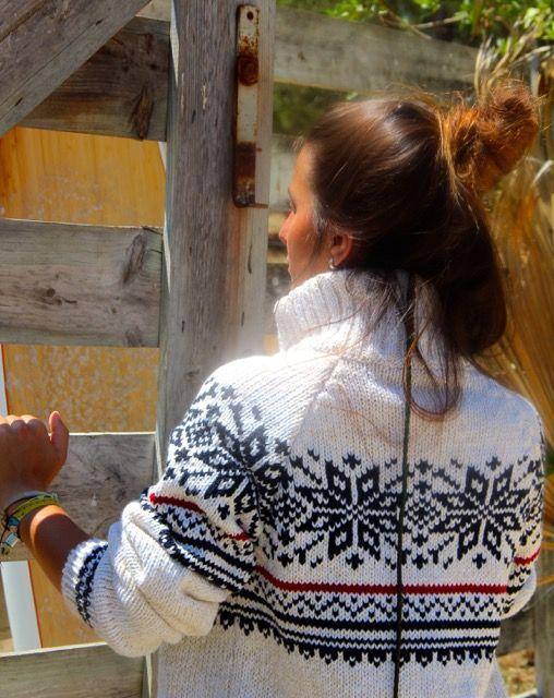 Original South Norwegian Cardigan - Original South
