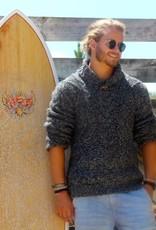 Original South Sweater 'Robusto' grey - Original South