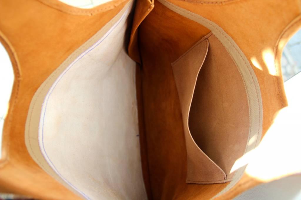 Original South Leather bag 'Cabra' - Original South