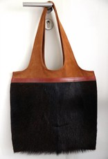Original South Ledertasche 'Preto' - Original South