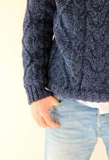 Original South Pullover 'Robusto' Blue - Original South