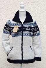 "Norweger Strickjacke ""Tejo"""