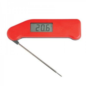 Thermapen Superfast Thermapen Kernthermometer Rood