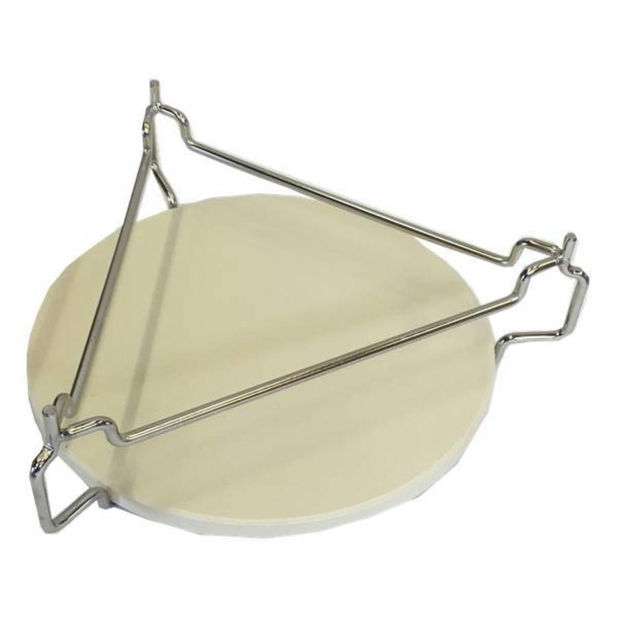 The Bastard Plate setter/Heat deflector Compact