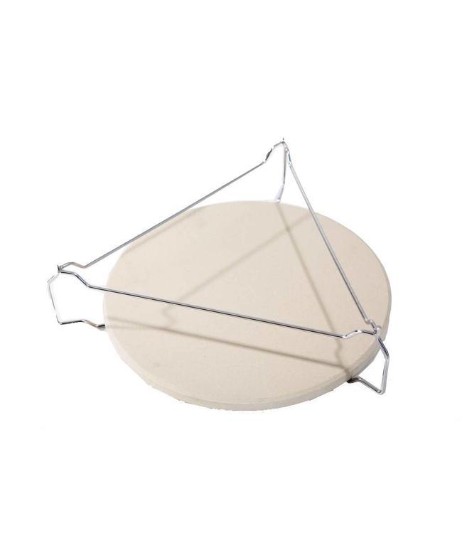 The Bastard Plate setter | Heat Deflector Large