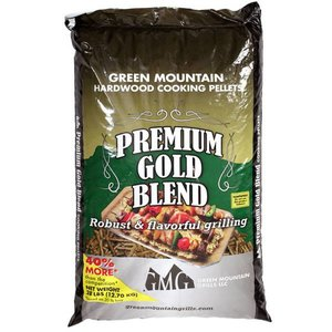 GMG GMG Premium Gold Blend BBQ Pellets