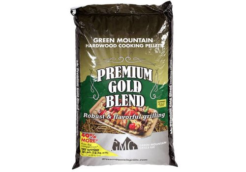 GMG Premium Gold Blend BBQ Pellets