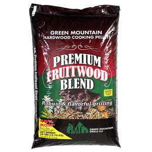 GMG GMG Premium Fruitwood Blend BBQ