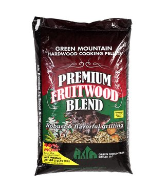 GMG Premium Fruitwood Blend BBQ