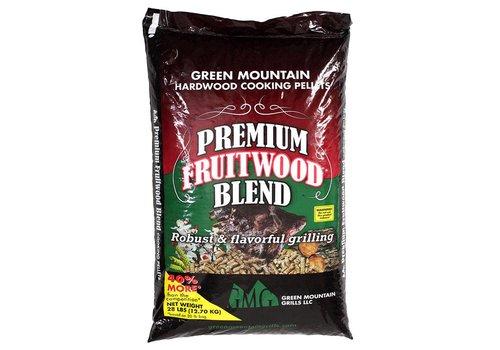 GMG Premium Fruitwood Blend BBQ