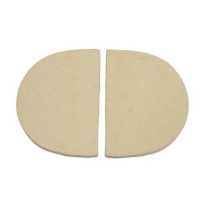 Primo Grill Oval Junior keramische hittereflector steen