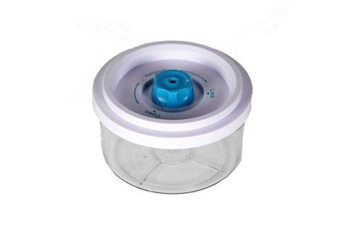 Wartmann Vacuumdoos- rond transparant