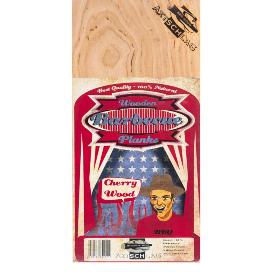 Axtschlag Wood planks cherry