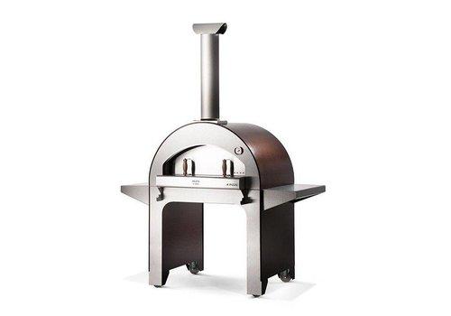Alfa Pizza Forno 4 Pizze BBQ 500 D45 - COPPER