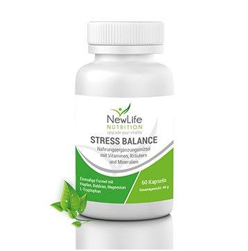 NewLife STRESS BALANCE - 46g (60 Kapseln)
