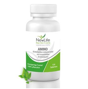 NewLife AMINO - 120g (120 Tabletten)