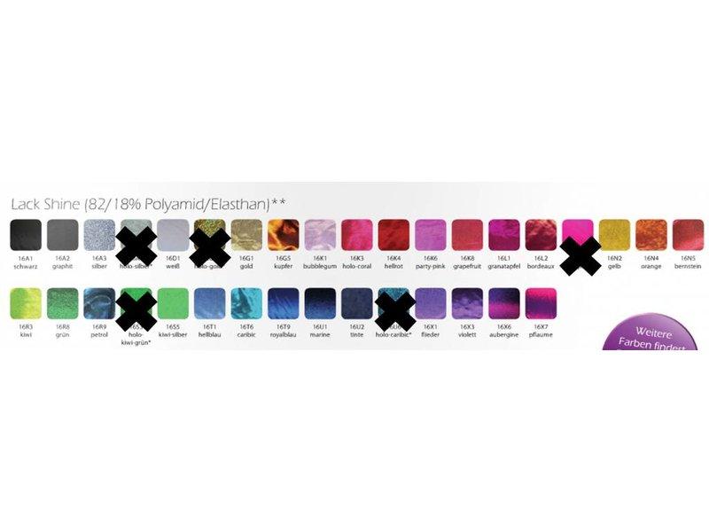 ERVY Haargummi in mehr als 25 Farben