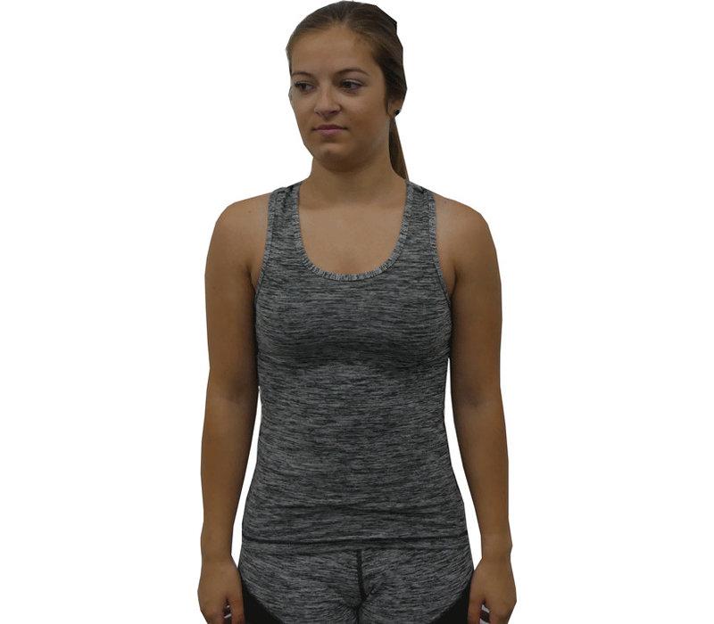 Sporty Singlet Gray