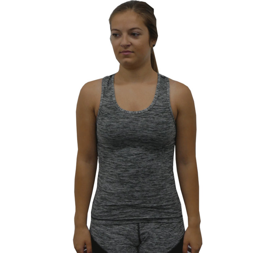 Sportief Singlet Grey