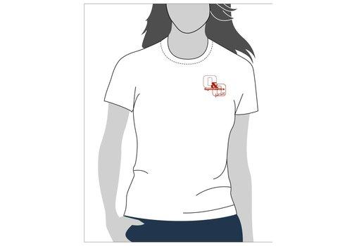 CEK O&O Dames T-shirt