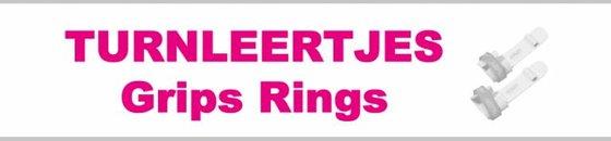 Riemchen / Handleder Ringe