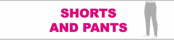 In Stock Shorts & Pants