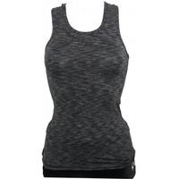 Sporty Singlet Black/Grey