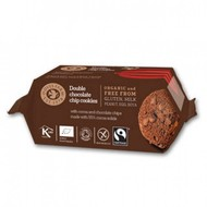 Doves farm Double chocolate cookies biologisch