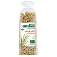 Amisa Volkoren rijst fusilli biologisch